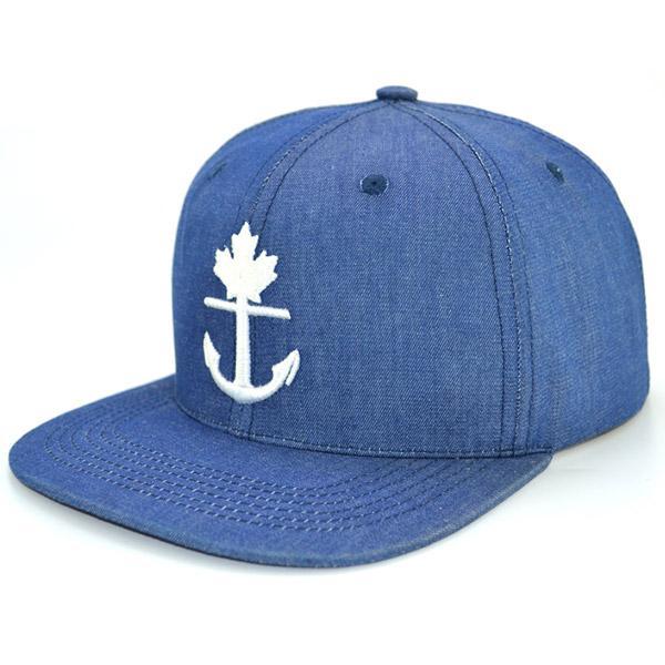 Adjustable Plastic Snapback Caps