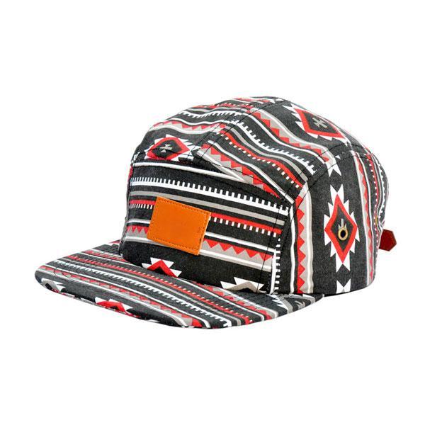 Custom Five Panels Hats