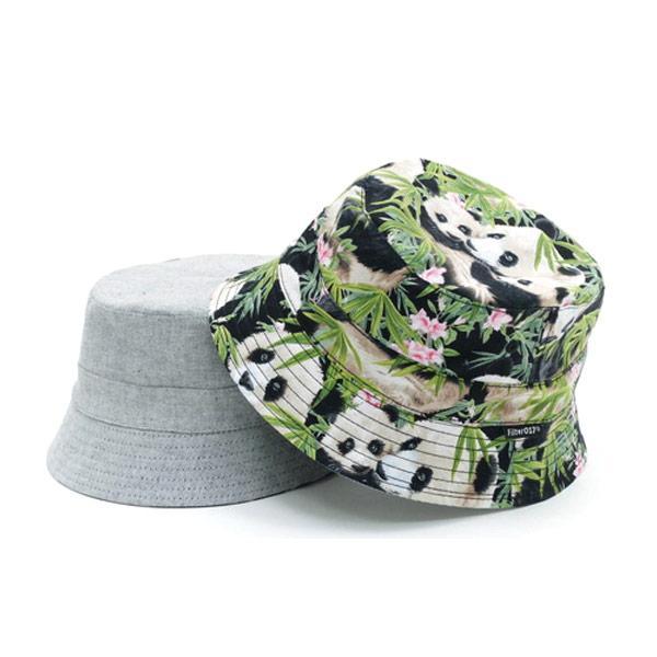 Polyester Bob Hat