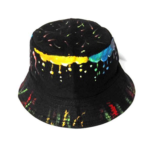 100% Cotton Fabric Bob Hat
