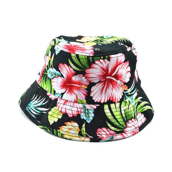 100% Cotton Fabric Bucket Hats